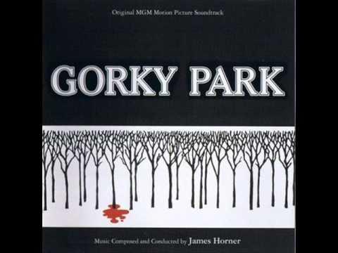 James Horner: Gorkij park (Gorky Park, 1983)