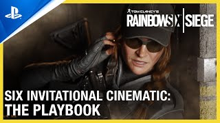 Rainbow Six Siege - The Playbook Story Trailer | PS4