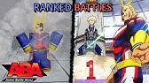 Anime Shonen Battles Roblox New Anime Battlegrounds Game Coming To Roblox Anime Shonen Battles Youtube