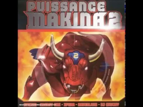 DJ Wardle - Puissance Makina Vol.2 Mix