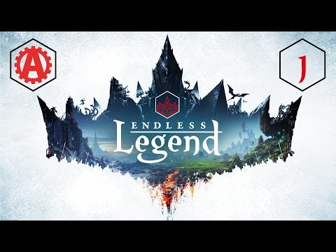 Endless Legend Let's Play 1