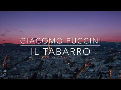 Puccini: Il Tabarro (Trailer)
