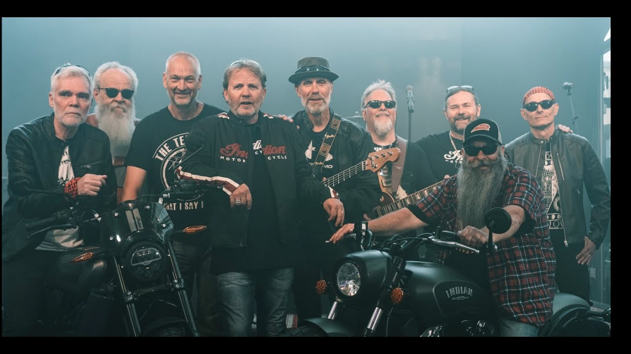 Download Kenneth & The Knutters - jag heter Kenneth (musikvideo)