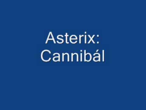 Asterix: Cannibál