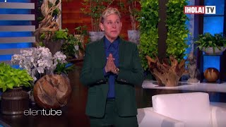 The Ellen Show llega a su fin tras un año turbulento de acusaciones sobre mal trato a sus trabajadores. La comediante estadounidense anunció que cuando ...