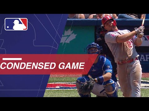 Condensed Game: LAA@TOR - 5/24/18