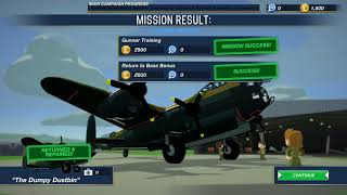 PS4 Game: Bomber Crew P1