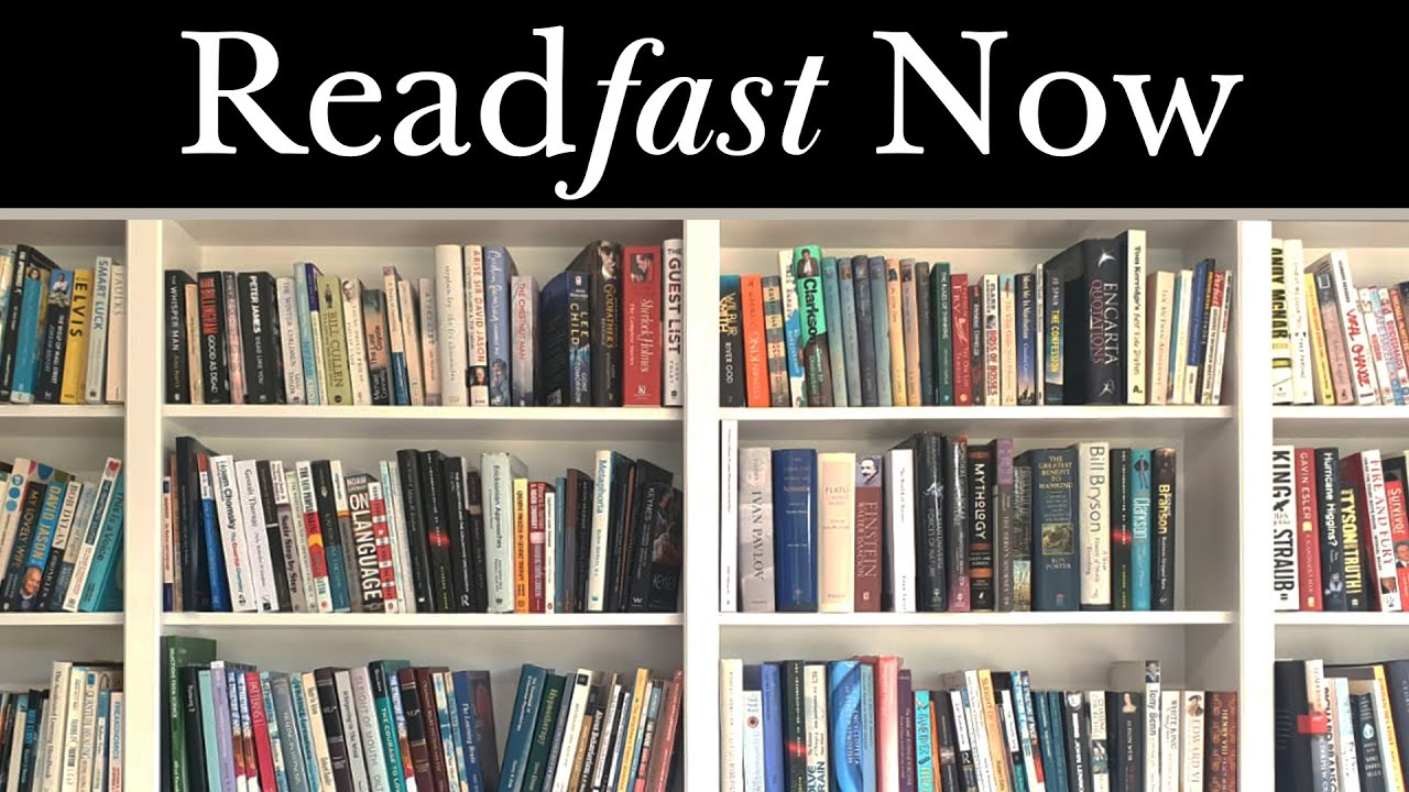 'ReadFast Now' -Speed Reading Mastery