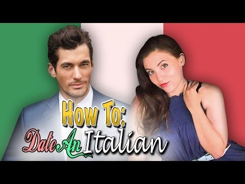 Dating italian men tips