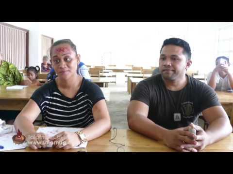Talamua - Stigmata woman converts to Catholic and prepares for Rome