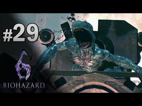 #29 被困海底基地 | Biohazard 6 生化危機 6 中文版