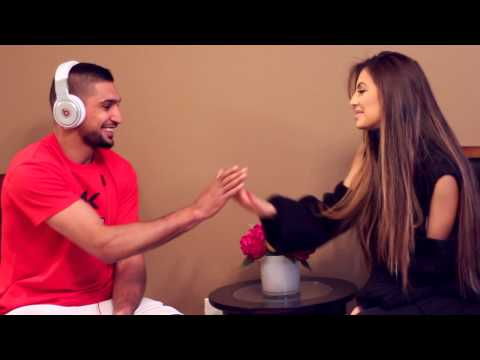 The Whisper Challenge Pt. 1 With Amir Khan