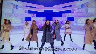 E-girls北風と太陽mステ