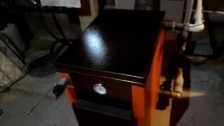 Отопление в частном доме своими руками,часть 1,твердотопливный котел(Отопление без газа в частном доме., 2016-10-17T14:14:09.000Z)