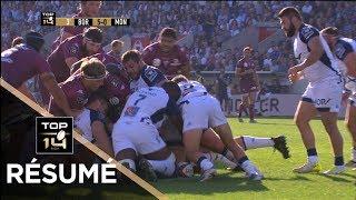 TOP 14 - Résumé Bordeaux Bègles-Montpellier: 47-17 - J5 - Saison 2017/2018