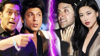 Hrithik MAKES FUN Of Shahrukh
