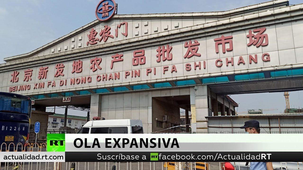 """Ayuntamiento de Pekín califica de """"extremadamente grave"""" la situación del coronavirus en l"""