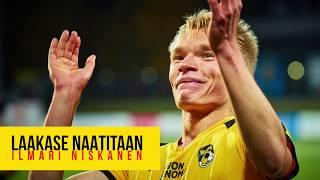"""Laakase Naatitaan: Ilmari """"Immi"""" Niskanen"""