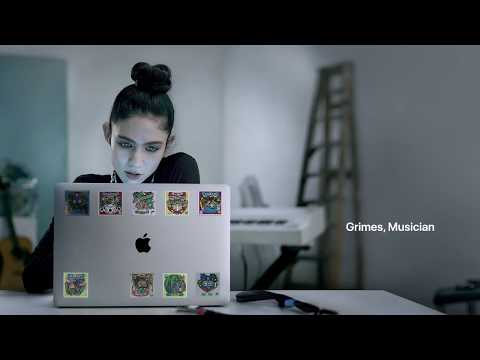 Download Behind the Mac — Grimes Mp4 baru
