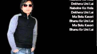 Hajar Akha Hernay Karaoke Lyrics