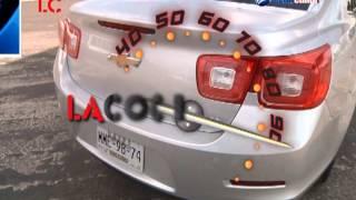 LA COCHERA 03MZO B1 (CHEVROLET MALIBU LTZ /  SEAT LEON /  SUZUKI SX4)