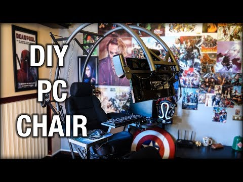My Pc Chair: Emperor 1510 Replica  DIY! (Mostly Slideshow