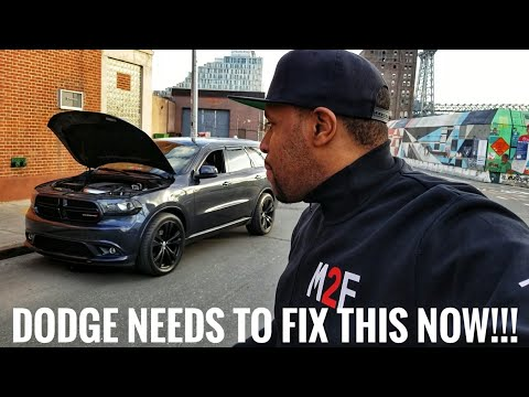 The Failure Dodge Doesn't Want You To Know About With the Durango!!!
