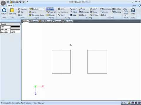 August 2009 CV Tech Tuesday Webinar - New CAD in Version 5