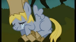 MLP Comic Dub - Derpy Hooves: My Nightmare Night (sad/uplifting)