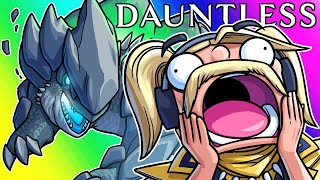 Dauntless Funny Moments - Can We Stop Goku's Hair?!