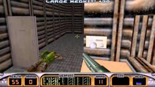 Classic Gaming - Duke Nukem 3D