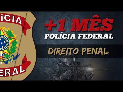 Direito Penal para Polícia Federal 2018 - Evandro Guedes - AlfaCon