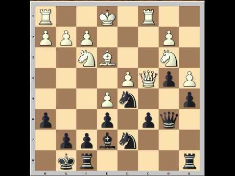 Machine vs  Human: Deep Fritz 10 vs V Kramnik