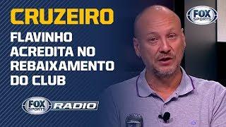 Flavinho: 'Cruzeiro perde os dois jogos'