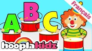 La Chanson De L'Alphabet - Comptines pour les Enfants - Hooplakidz Français