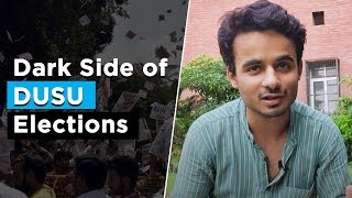 Dark Side of DUSU Elections | DUSU Election 2019 | Indiatimes