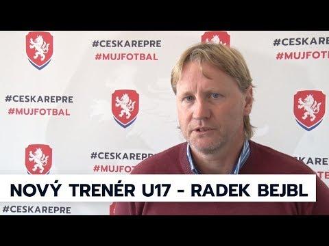 Bejbl novým trenérem teprezentace U17