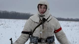 Зимняя форма Вермахта в 1943-1945 / Wehrmacht Winter Uniform 1943-1945