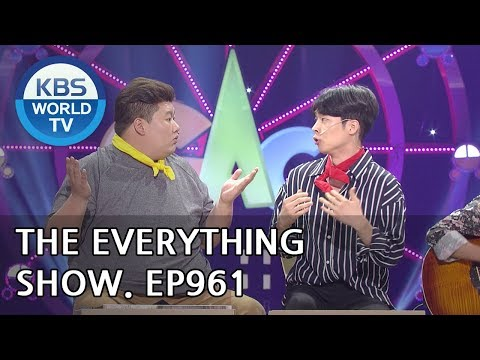 The Everything Show I 다 있Show[Gag Concert / 2018.08.18]