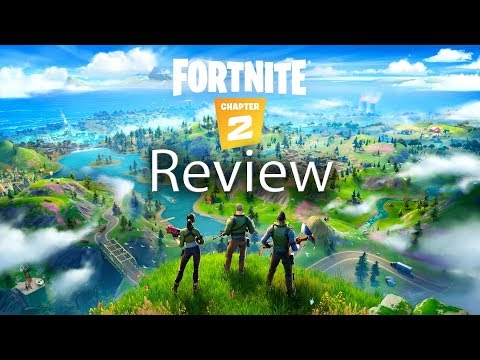 Fortnite Chapter 2 Xbox One X Gameplay Review: Squads Battle Royale