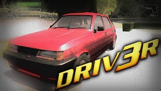 Driv3r PC Max Graphics 1080p, 60fps (Back When Games Were Games)