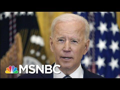 Slavitt: Biden Brings Calm, Clear Leadership To Covid Response   The 11th Hour   MSNBC