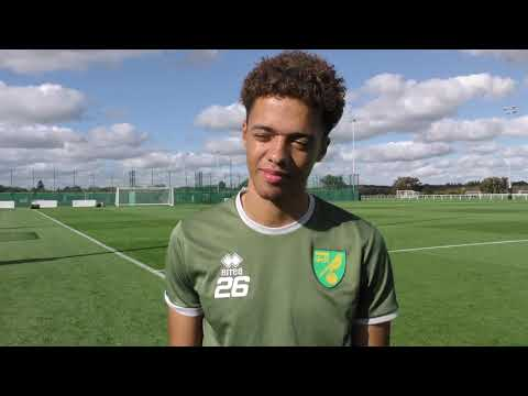 EFL Young Player of the Month - September