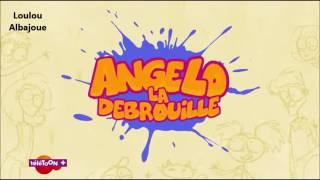 Angelo La Debrouille yan Saison 3 Le Roi de skateboard