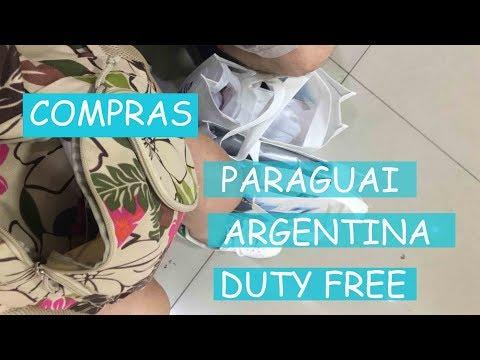 Compras no Paraguai, Argentina e no Duty Free de Puerto Iguazú!