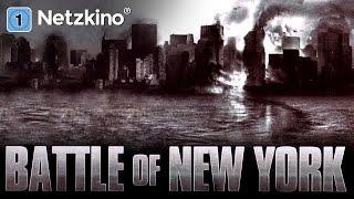 Battle of New York (Sci-Fi Filme auf Deutsch anschauen in voller Länge, ganze Filme auf Deutsch)
