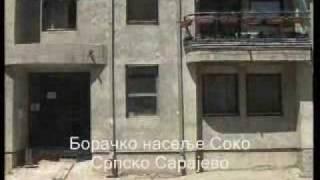 Srpsko Sarajevo: Afera boracko naselje