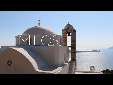 Milos Island in Greece - The Must-See Spots