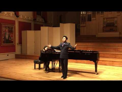 Sung Kyu Choi   Nick Shadow's AriaI Stravinsky  Rake's Progress