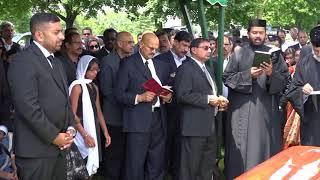 Jacob JOHN ( Bobby) Funeral Service